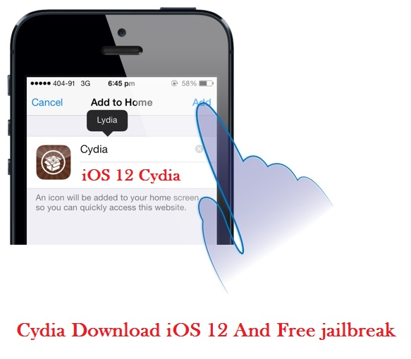 Download jailbreak iOS 12 – iOS 12 jailbreak Guide