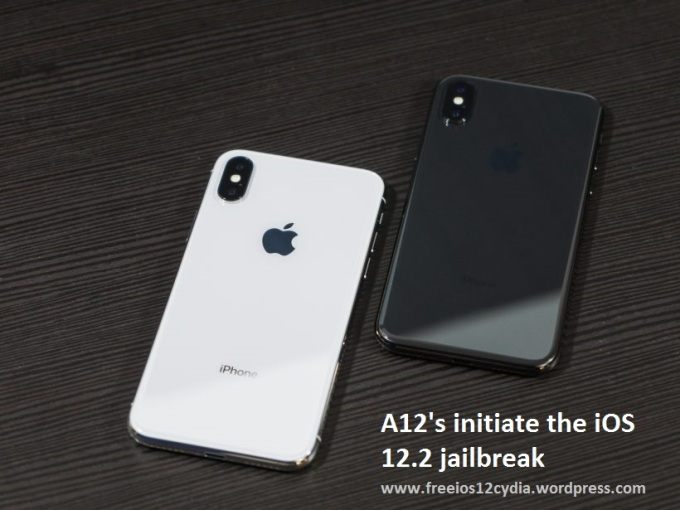 Most Powerful A12 Bionic Chip jailbreak iOS 12 2 To iOS 12 2